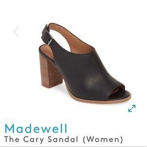 Madewell Cary sandal